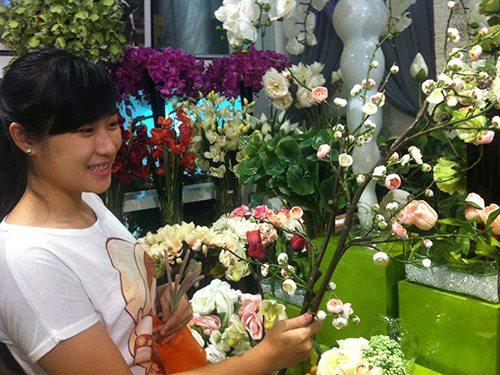 Ý kiến của khách mua hoa vải