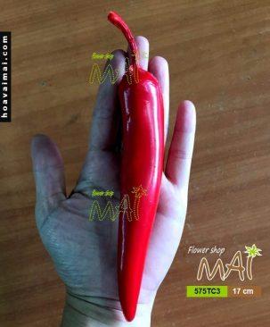 Trái ớt nhựa 575TC3