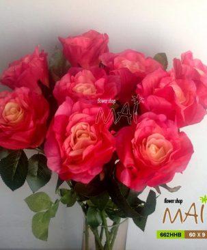 Cành hồng 662HHB