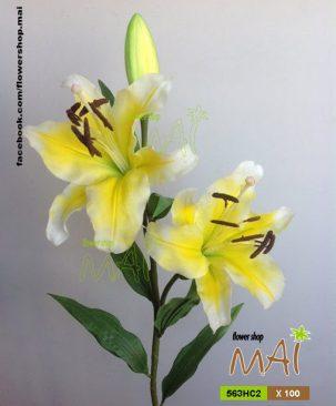 Cành Lily 563HC