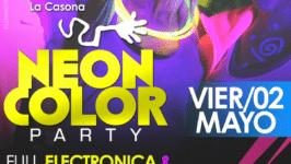 Màu neon – màu phản quang trong thiết kế